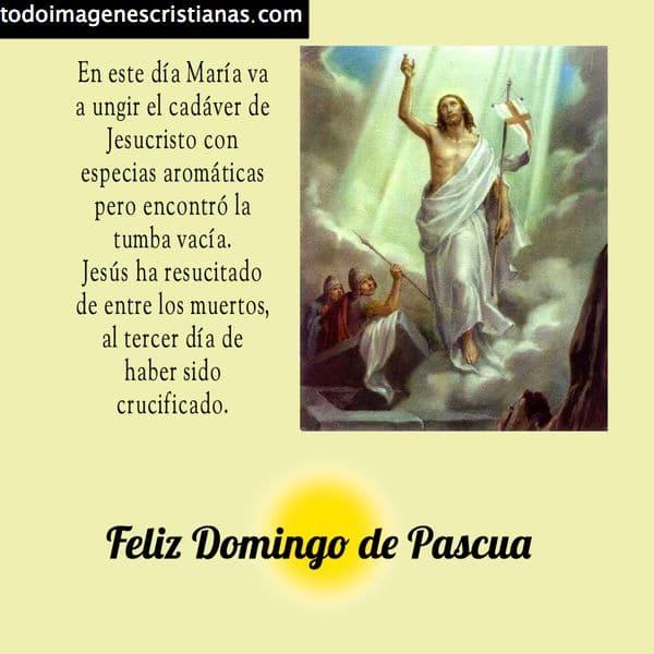 Imágenes De Domingo De Pascua Resurrección Y Gloria Con Frases