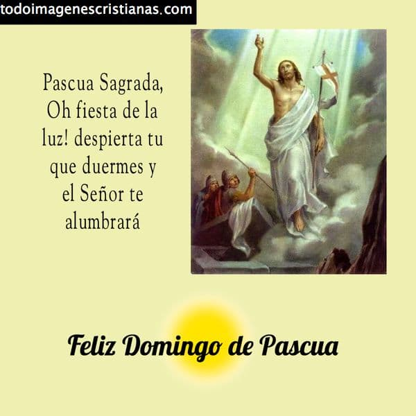 domingo pascua resurreccion