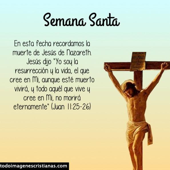 Imágenes de Semana Santa