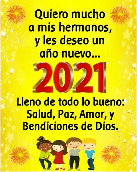 Imágenes cristianas de Año Nuevo 2021