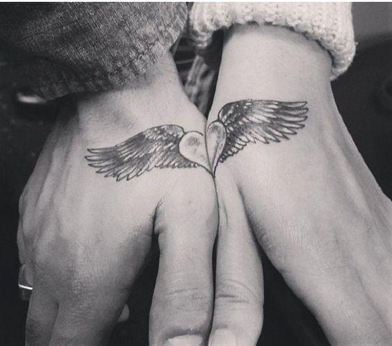 Tatuajes Para Parejas Muy Enamoradas Diseños únicos Todo Imágenes