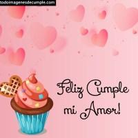 10 imágenes de Feliz Cumpleaños mi amor para novios