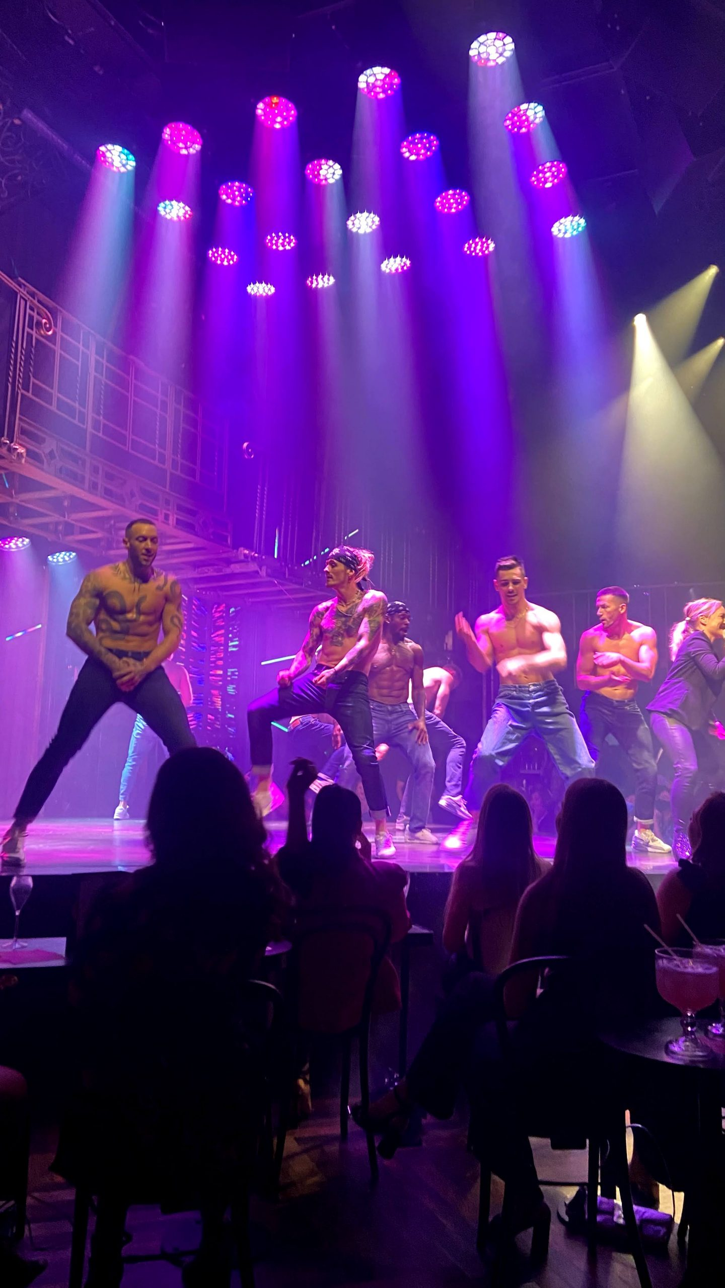 Magic Mike Live - Review - ★★★★ 1