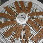 homemade bee jerky