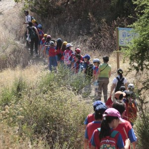 Visita de Colegio en Parque Aguas de Ramón