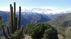 Vista desde el Parque Aguas de Ramón