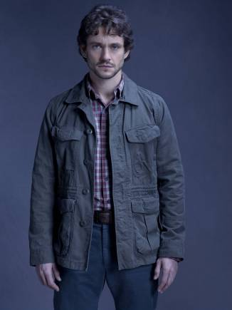 Hugh Dancy. Will Graham