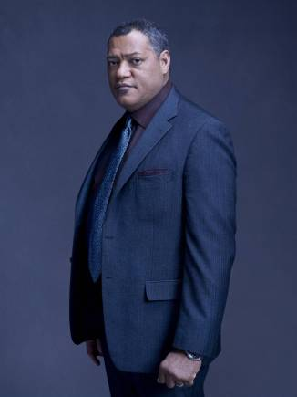 Laurence Fishburne. Jack Crawford