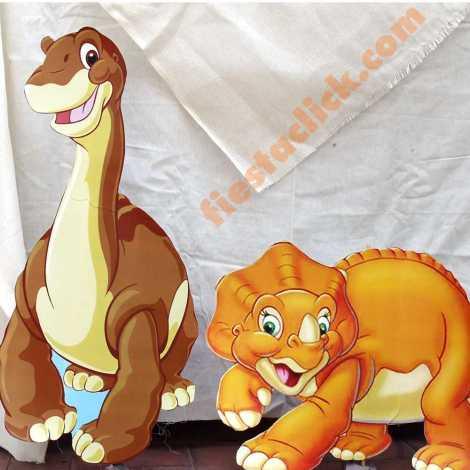 Fiesta de dinosaurios Pie pequeo  Todo para la Fiesta