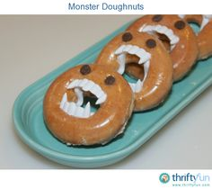 MONSTERDONUTS