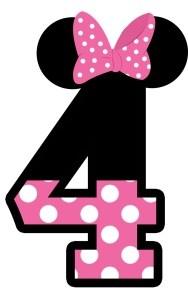 Minnie numero 4