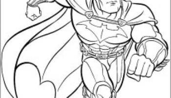 Dibujos de Batman para colorear  Todo Peques