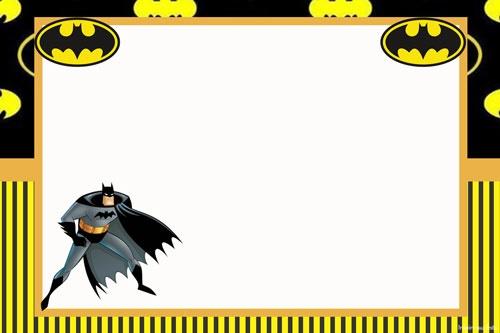 Batman Candy Bar Gratis Todo Peques