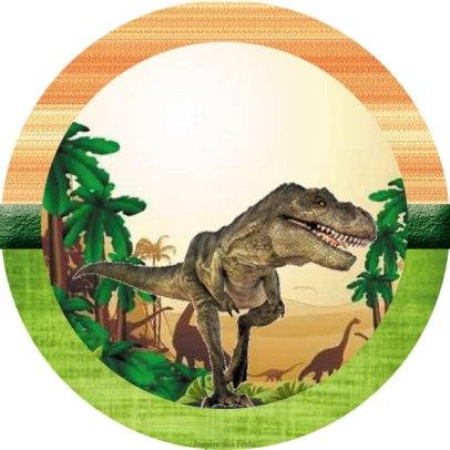 Dinosaurios cumpleanos cotillon
