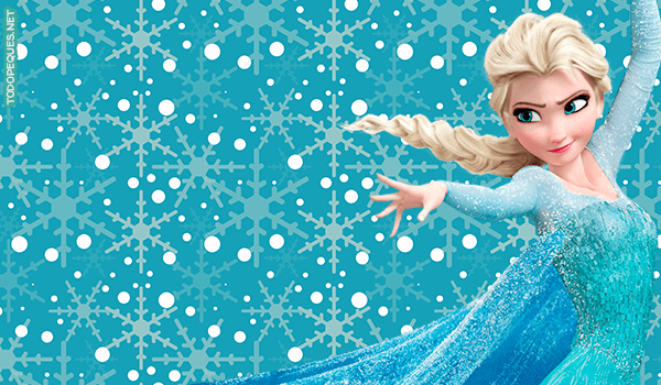 Stickers de Frozen Elsa