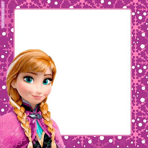 Kit Imprimible De Frozen Para Descargar Gratis Todo Peques