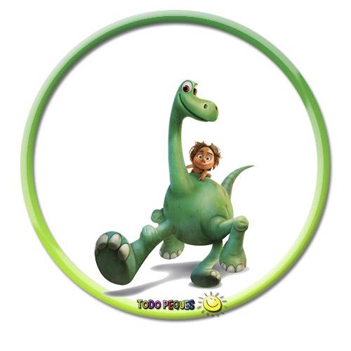 Etiquetas un Gran Dinosaurio .