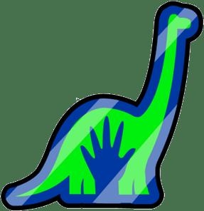 PNG un gran dinosaurio