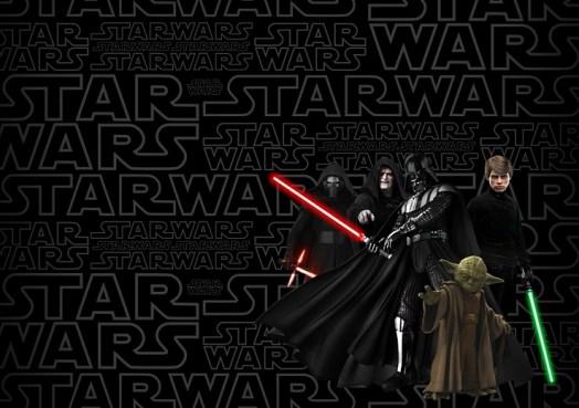 Kit Imprimible de Star Wars para descargar gratis