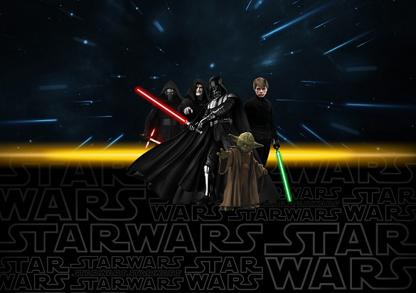 Kit imprimible de Star Wars VII para descargar gratis   Todo Peques