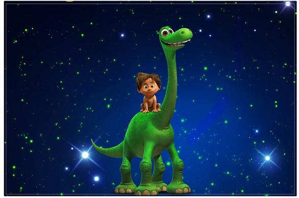 Kits Imprimibles de Un Gran dinosaurio para descargar e imprimir gratis