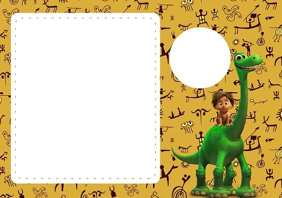 Kit De Un Gran Dinosaurio Para Descargar E Imprimir Gratis