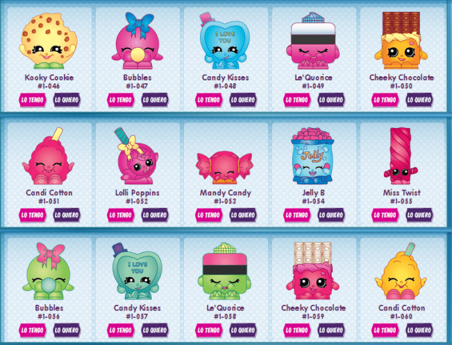 Shopkins fotos imagenes