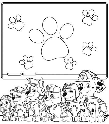 imagenes-de-paw-patrol-para-colorear