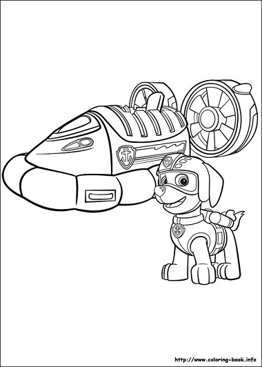 zuma-paw-patrol-para-pintar