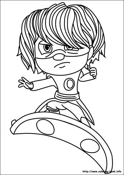 Super Colecci n Dibujos para colorear de PJ Masks Todo