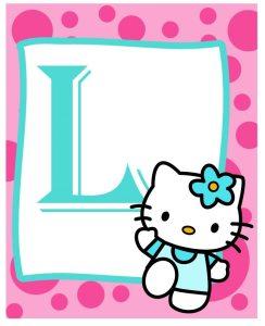 Imprimibles Hello Kitty