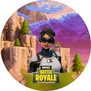 BIRTHDAY PARTY FORTNITE