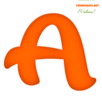 Letras de La Granja de Zenon Alfabeto para Descargar Gratis