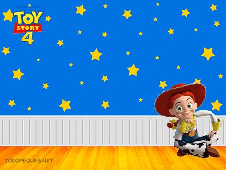 Jessy La Vaquerita Toy Story 4