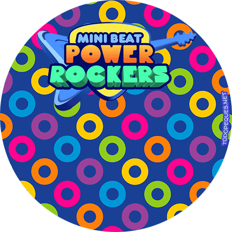 Mini Beat Power Rockers topper