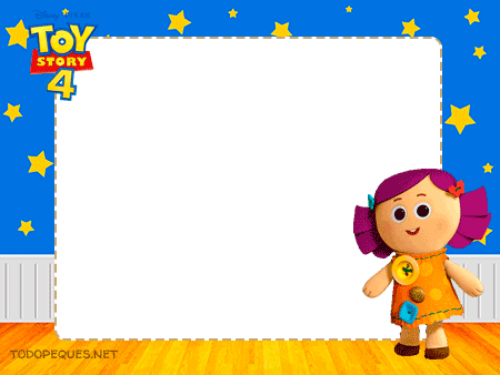 Toy Story 4 free stickers