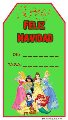 tarjetas para ninos regalos navidad