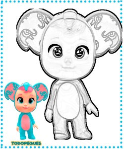 Coloring pages Cry Babies -