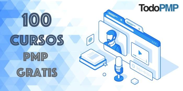 100 Cursos gratis para project managers