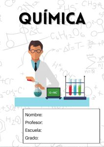 portada química