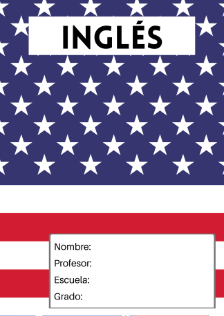 portada de inglés usa