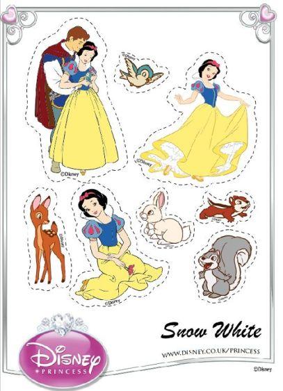 Free Printables Snow White