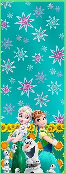 Marcadores de Página Frozen Fever 2