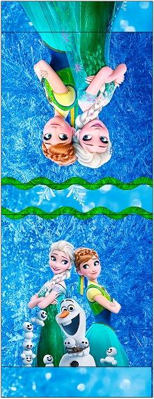 Señalador Frozen Fever 2