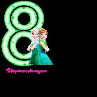 8 Frozen