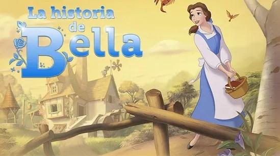 Cuento de Bella y bestia