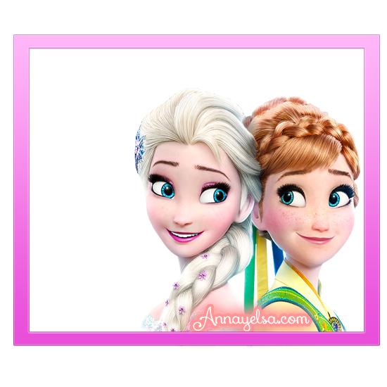 Imagenes Frozen 2 para imprimir