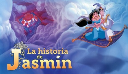 La historia de Jasmín Aladdín