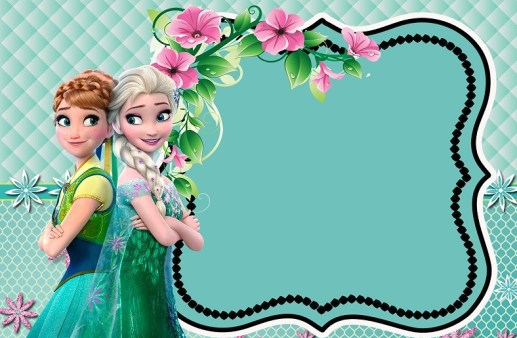 Kit imprimible de Frozen 2 Fiebre Congelada para descargar gratis y decorar
