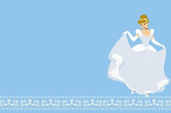 Cumpleaños de Cinderella ideas para decoración y moldes